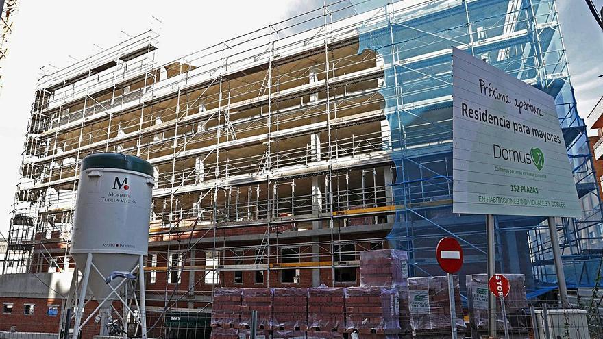 La cuarta residencia DomusVi en Vigo abrirá a finales de 2022