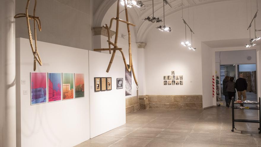"""La exposición """"Art on the road"""", al detalle en el Museo de Zamora"""
