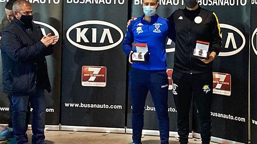 Merillas-Santoveña y Bolaños-López ganan el Kia Busanauto