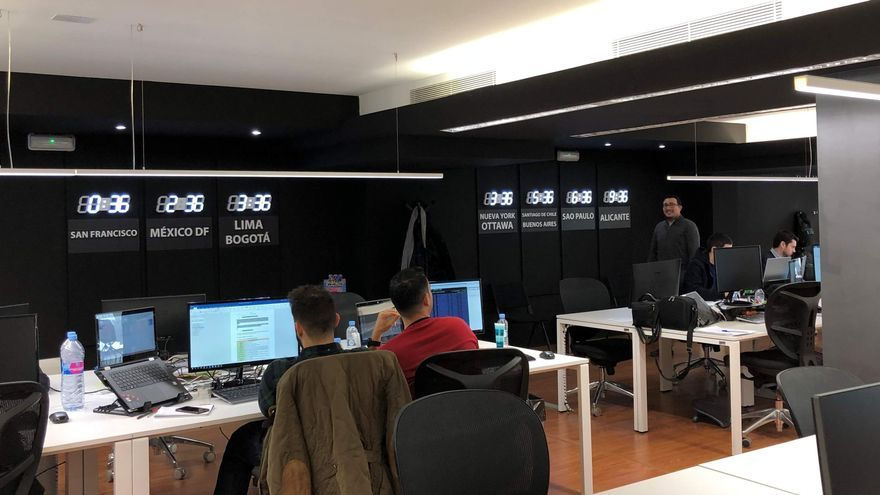 Orizon trabaja en sectores como la banca y seguros dentro y fuera de España