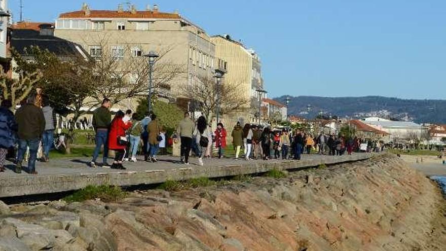 El INE reconoce a Cangas 26.520 habitantes, 33 más que hace un año, pero el Concello computa 26.652