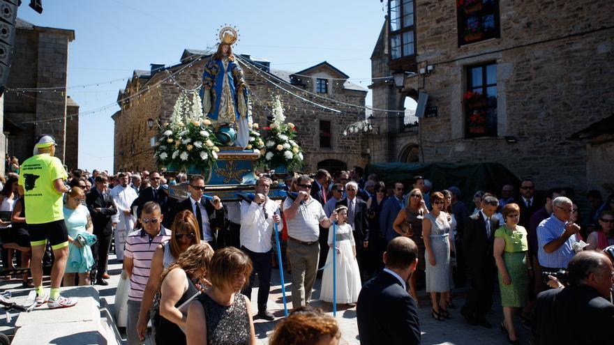 Suspendidas las fiestas de Las Victorias de Puebla de Sanabria