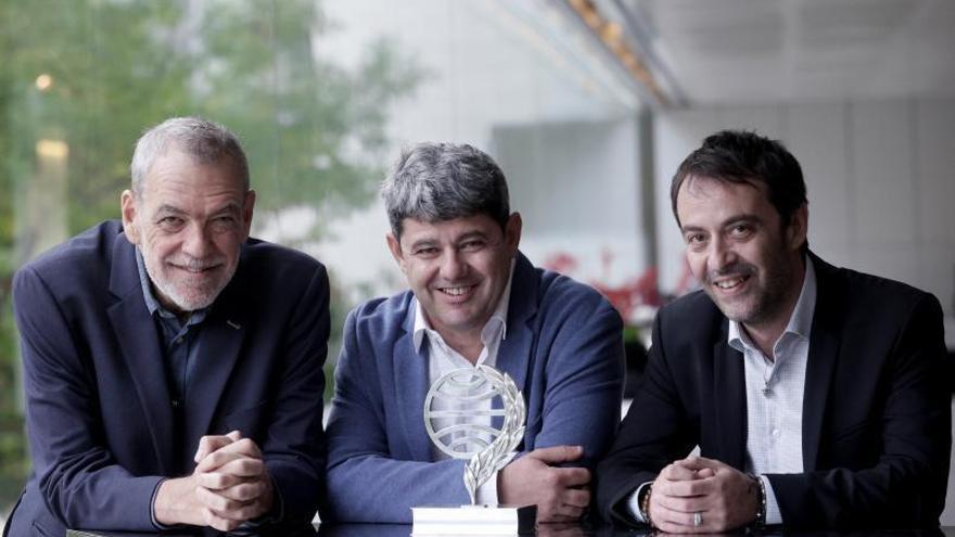 El Planeta del millón de euros destapa a los tres guionistas tras Carmen Mola