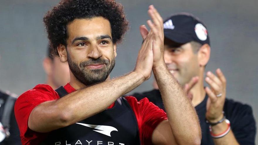 Egipto contra Uruguay, un duelo de delanteros