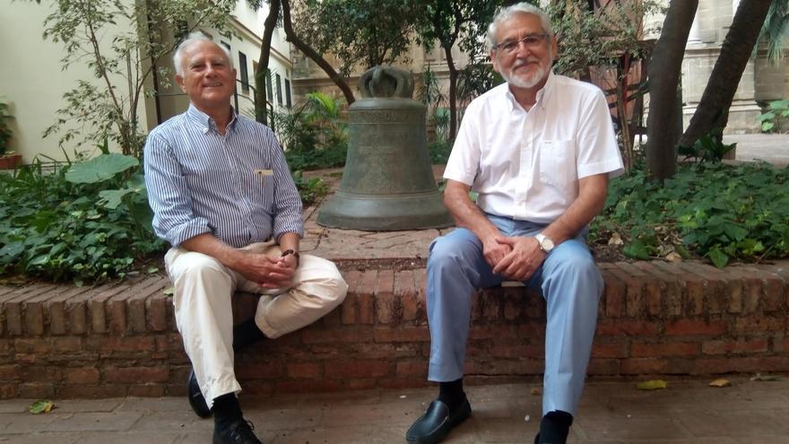 Manuel Olmedo y Francisco Cabrera firmarán sus libros este sábado en apoyo de Proteo