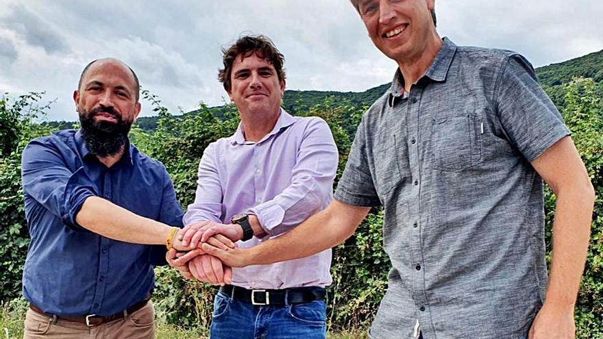 Asartec, Moncasoft i Nearcrumbs creen la marca Girona Integra