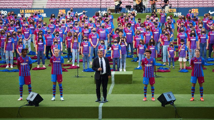 El Barça estrena equipació: així és la nova samarreta de l'equip blaugrana
