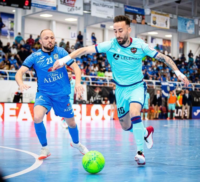 semifinal playoffs LNFS Levante UD FS