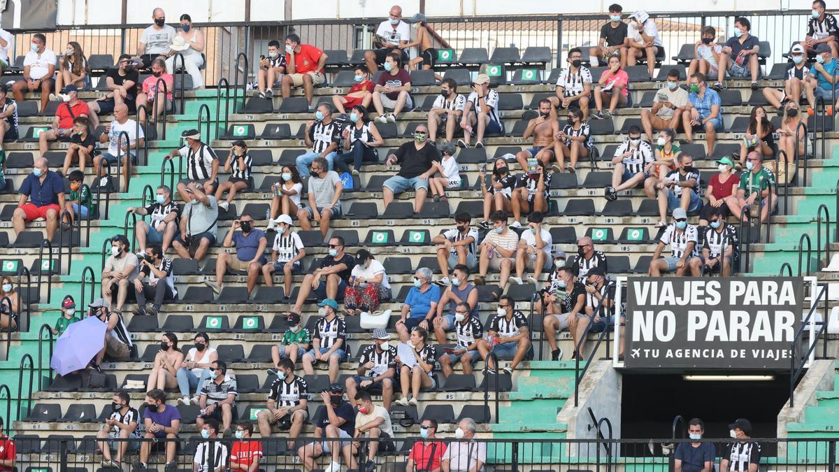 Tan solo 4.500 entradas han podido ser sorteadas para el Castellón-Atlético Sanluqueño.