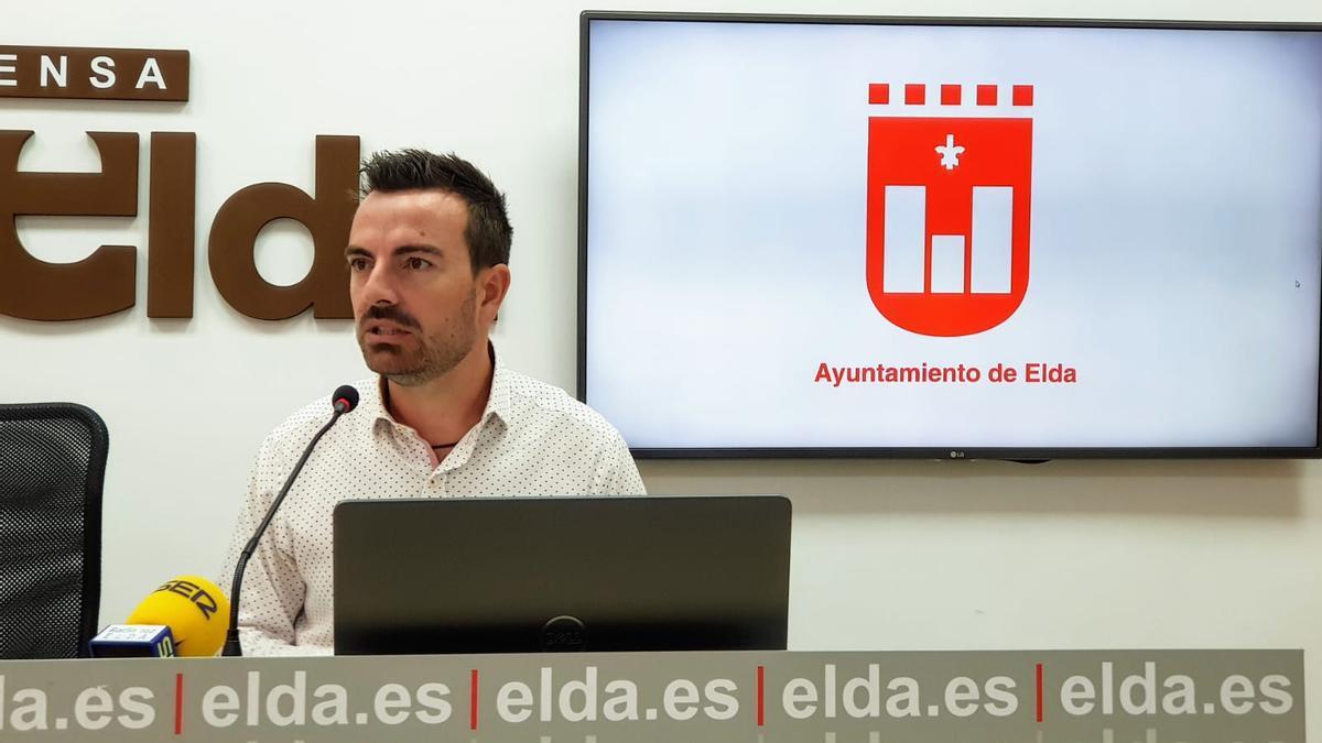 El concejal Fernando Gómez.