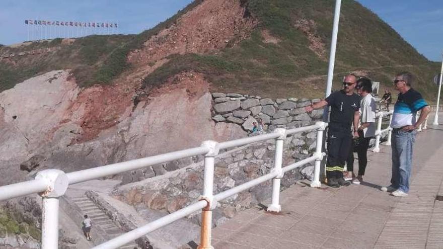 """Los buzos comprueban que Dévora Salas ya no está en el Pical: """"El cuerpo ha salido al mar"""""""
