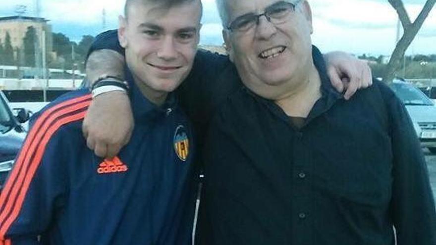 Luto en el Valencia por la muerte de Paco Rius