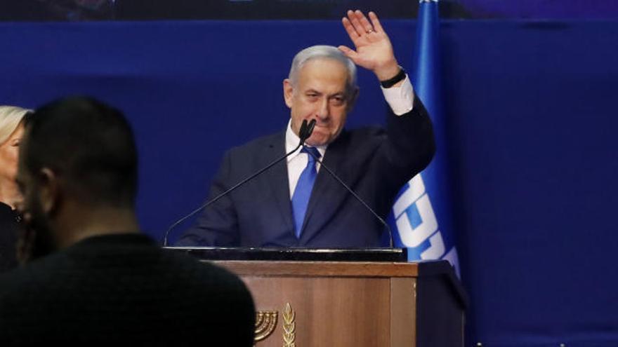 Netanyahu gana con soltura las elecciones de Israel