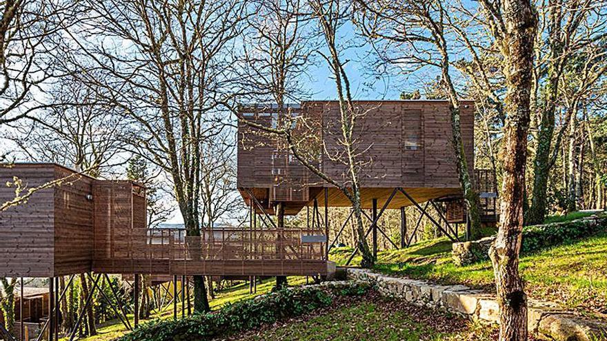 Un complejo turístico coruñés, Premio de Arquitectura 2020