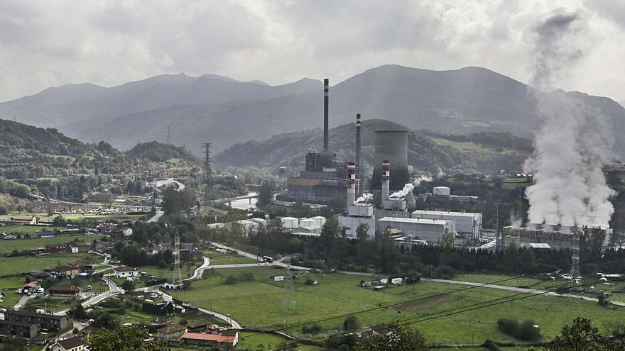 El carbón alcanzó este mes un 7% de la producción eléctrica por los temporales