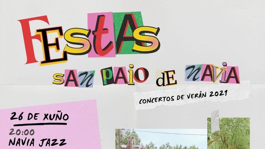 Festas San Paio de Navia 2021