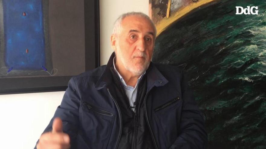 Jaume Pahissa, l'home rere els anuncis dels cinemes