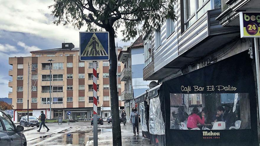El Sergas empieza el jueves un cribado masivo en Moaña detrás de la plaza de abastos