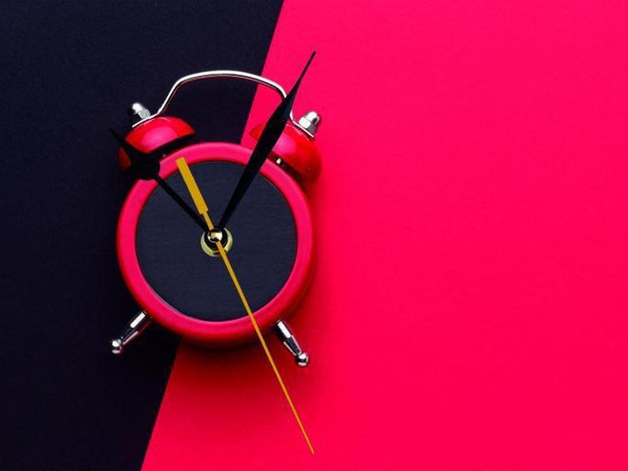 La vida  contrar reloj