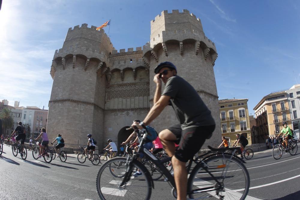 XX Día de la Bicicleta en Valencia