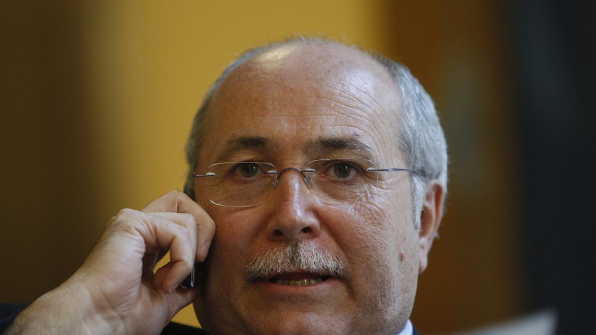 Muere Pepe Camarasa, exdiputado socialista en las Corts Valencianes.