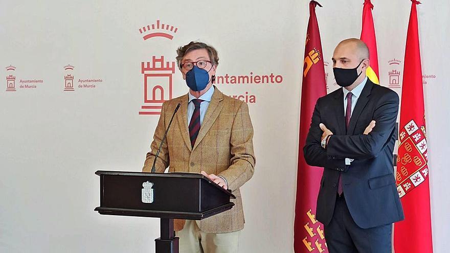Amedmur y el Ayuntamiento de Murcia firman un convenio para impulsar a la empresa familiar