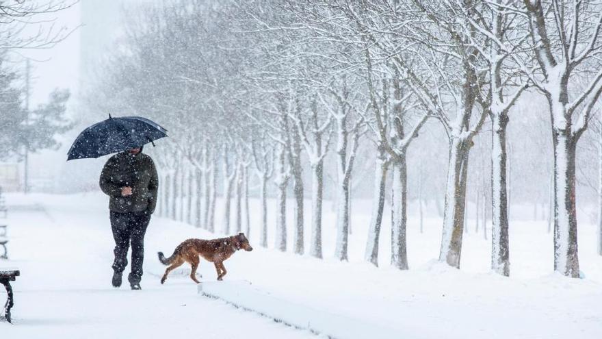 El frío polar, protagonista de la semana de Reyes