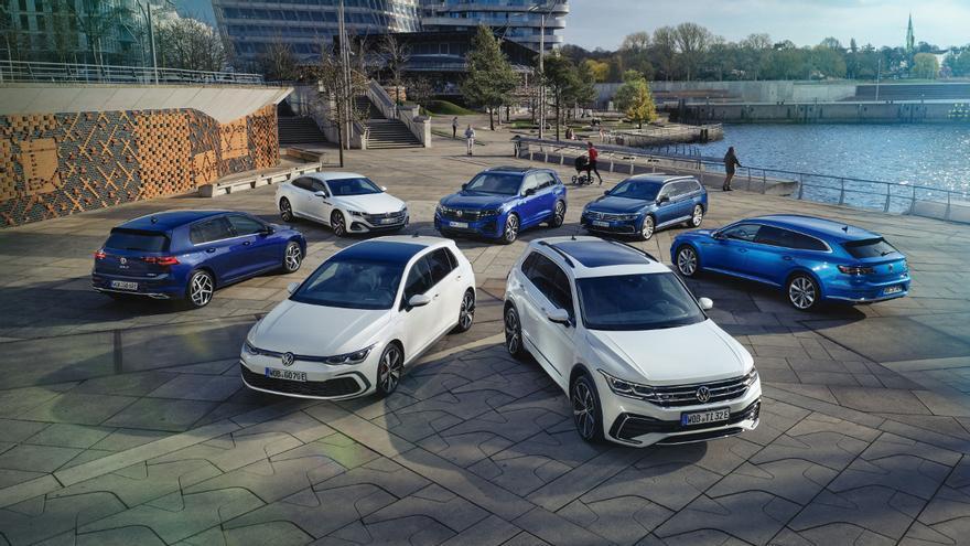 Gama Volkswagen PHEV: Para todos los gustos