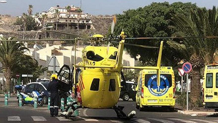 Muere ahogado un niño de 5 años en un hotel de Tenerife