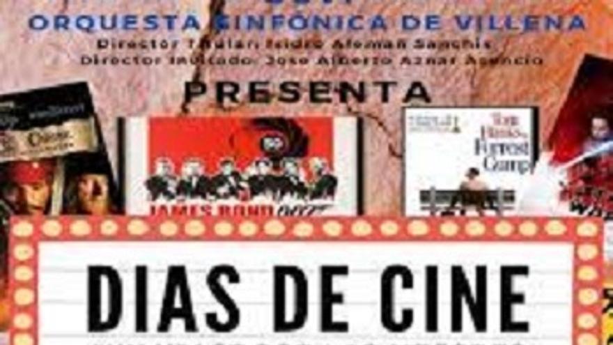 Días de cine. un viaje por las mejores Bandas sonoras