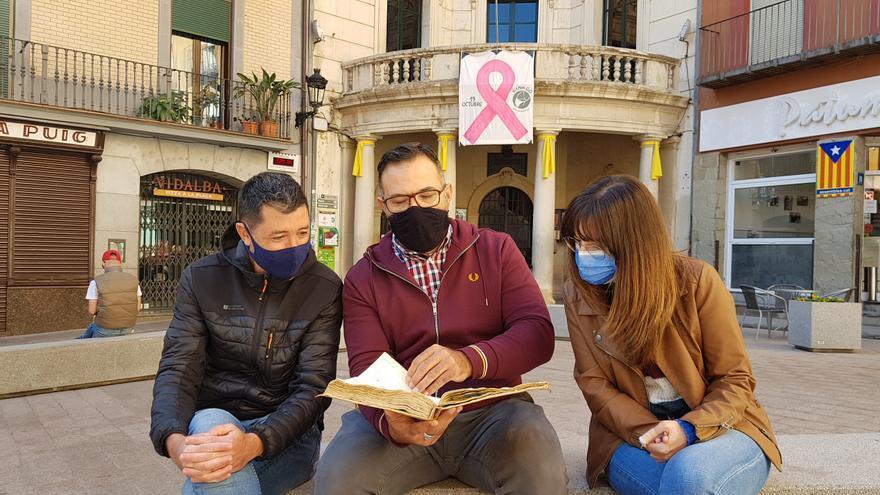 Berga es convertirà en l'epicentre del Llibre Antic a la Catalunya central