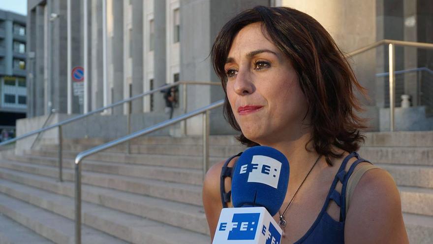 Ordenan que Juana Rivas vuelva al centro de inserción y esta pide agilizar el indulto