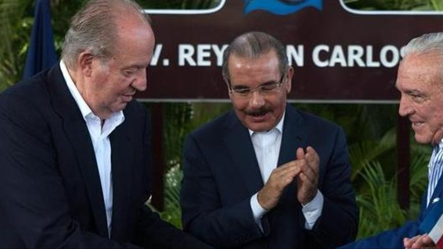 El rey Juan Carlos, en paradero oculto