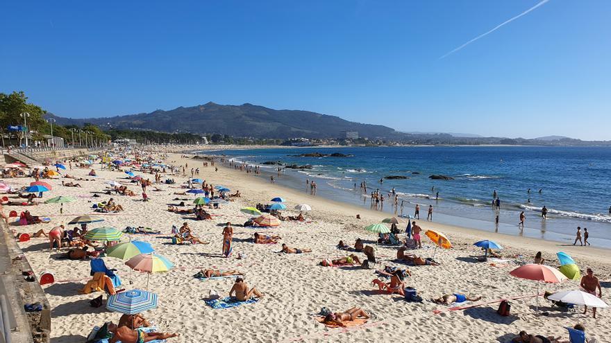 Vigo, ciudad líder de España en banderas azules: 10 playas y 3 senderos