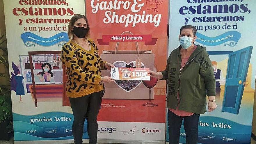 """La campaña """"Gastro & Shopping"""" tiene ganadora de septiembre: María Dolores Rosete Monge"""