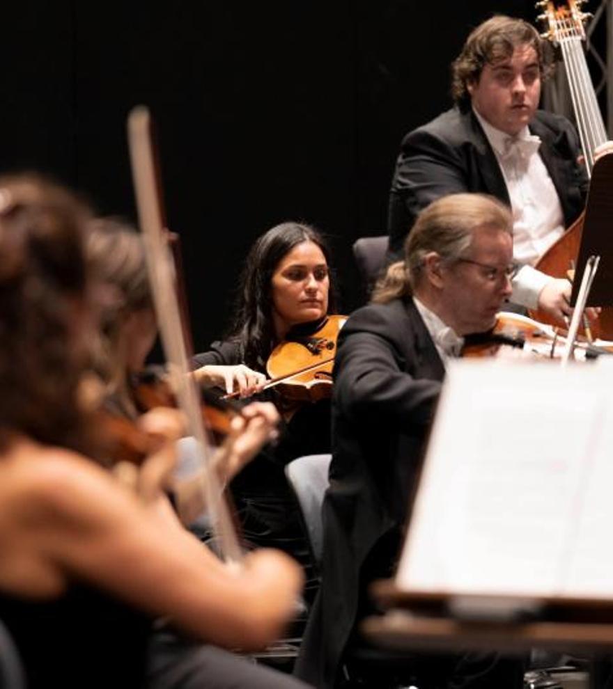 La Sinfónica de Tenerife grabará a Beethoven en el Gran Telescopio Canarias