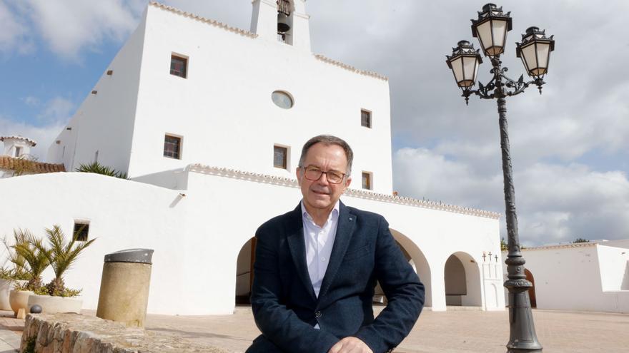 """Josep Marí Ribas, conseller balear de Movilidad y Vivienda: """"No me desentenderé del Cetis pese a que compete al Consell"""""""