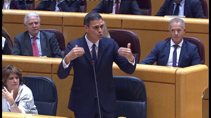 Sánchez señala a Cosidó por la renuncia de Marchena al CGPJ y pide su dimisión