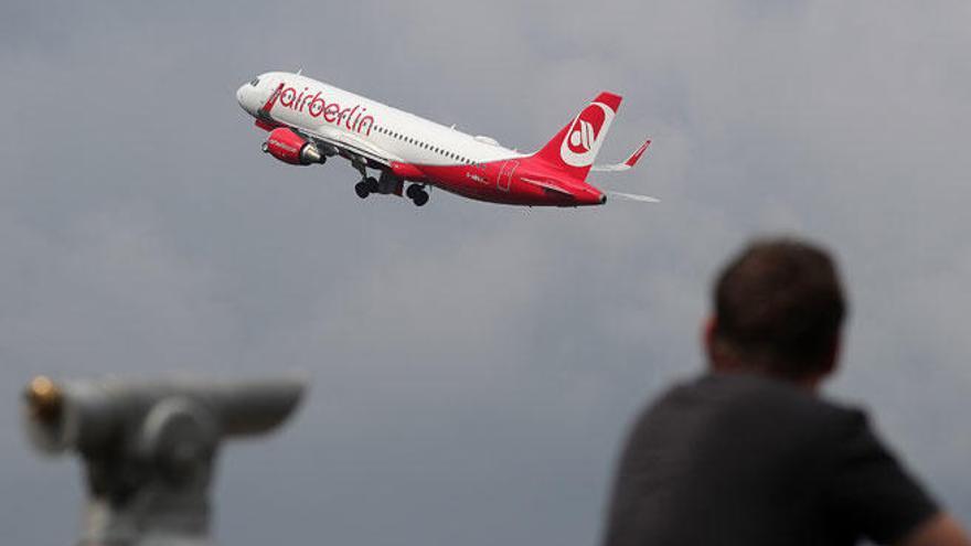 La Audiencia Nacional declara nulos los despidos de Air Berlin en Palma
