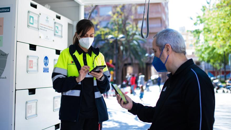 La aplicación EMTRE para móviles ayuda al reciclaje y preserva el medio ambiente
