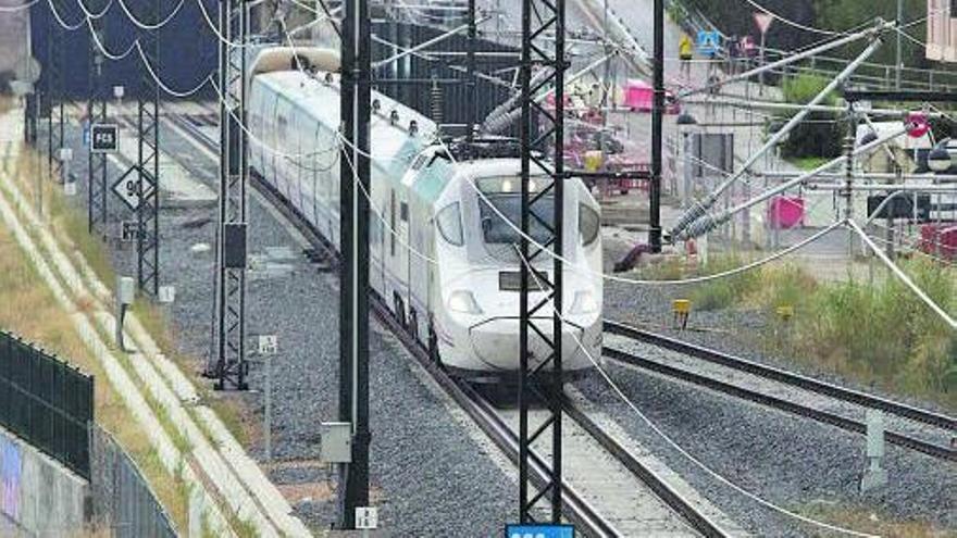 Zamora busca un tren para el futuro