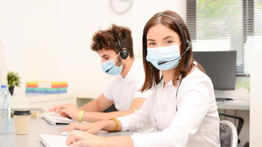 Se necesitan urgentemente auxiliares administrativos para gestionar la vacunación Covid en Baleares