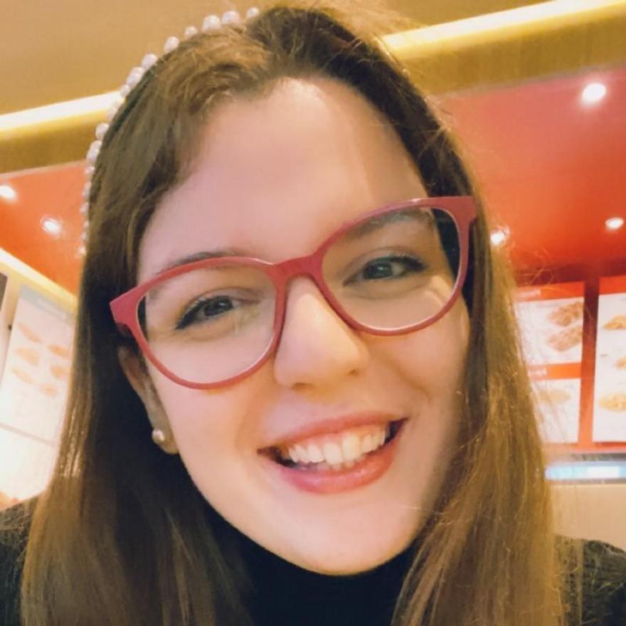 María José Pérez Esteve, alumna del doble grado de Educación Infantil y Primaria de la UCH-CEU en Elche.