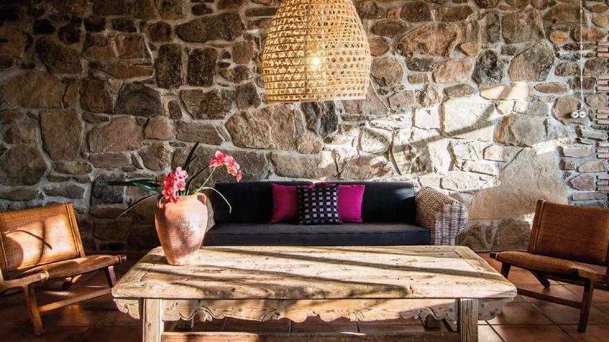 Lámparas de estilo natural para un hogar más confortable