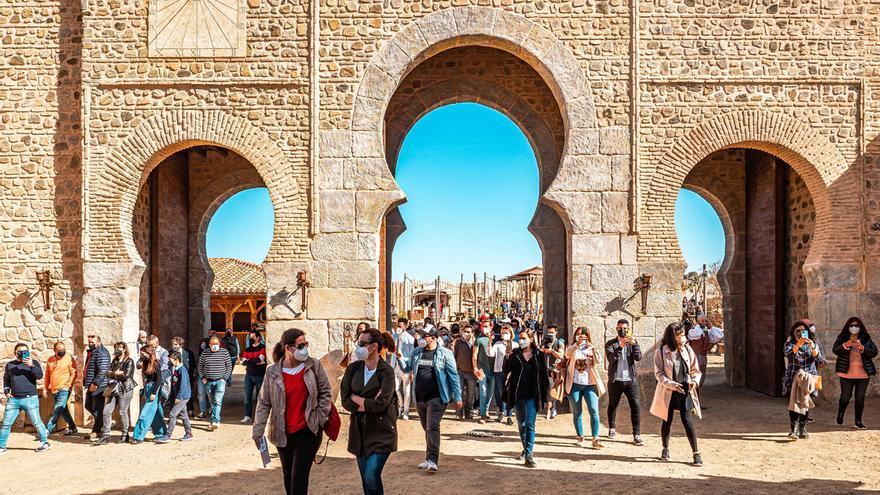 Puy du Fou estrena en su parque de Toledo cuatro espectáculos dedicados a momentos clave de la historia de España
