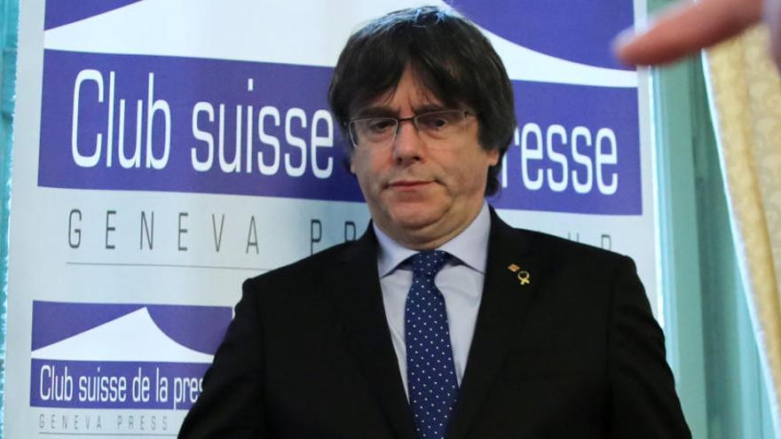 El fiscal denuncia a Puigdemont y a Junqueras al Tribunal de Cuentas por desviar más de ocho millones el 1-O
