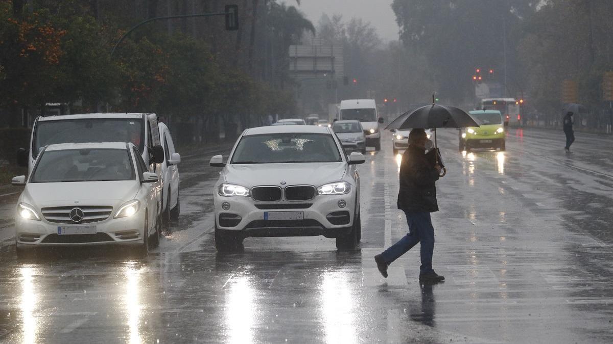 El tiempo en Córdoba: cielos cubiertos y precipitaciones débiles