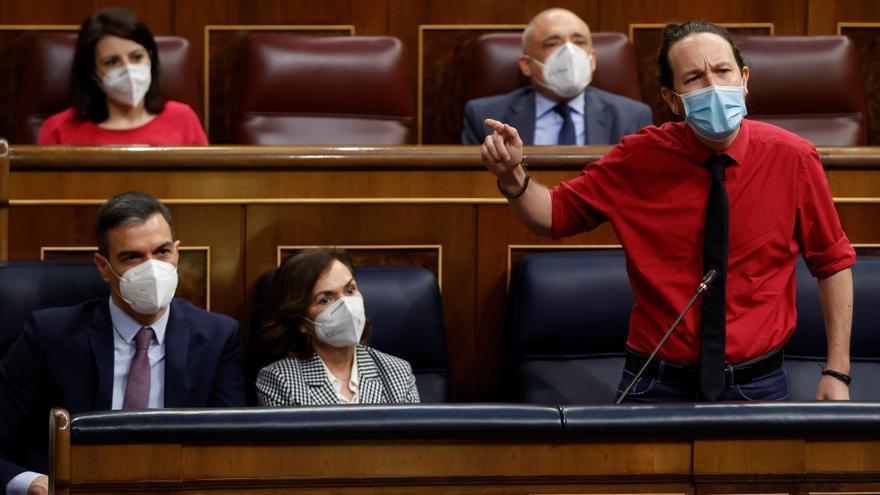 Podemos amenaza con romper las negociaciones con el PSOE por la futura ley de la vivienda