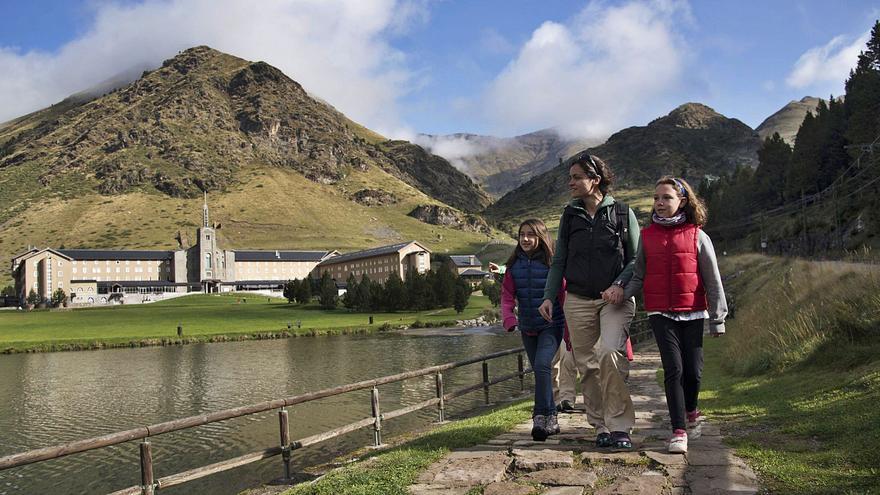 La Vall de Núria, tot l'any