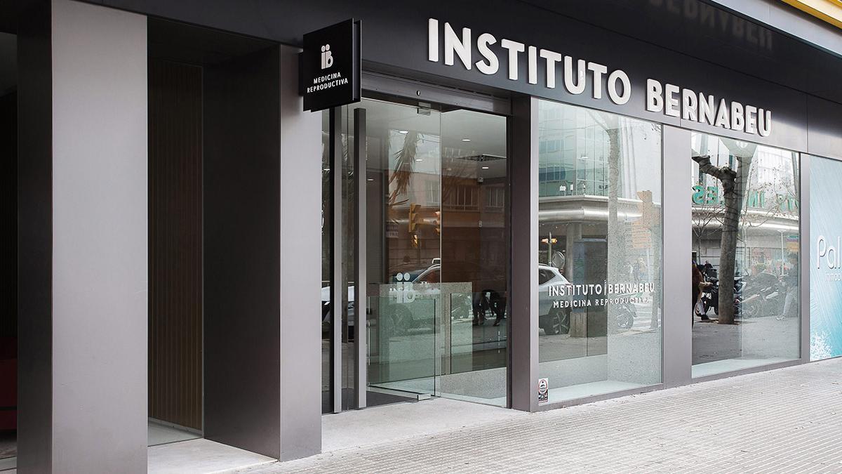 Instituto Bernabeu en Palma de Mallorca, en calle Aragón, 8.